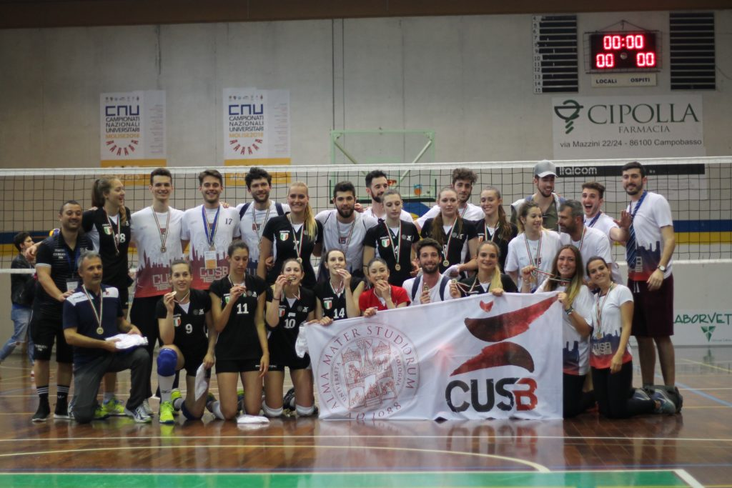 cnu 2018 volley bologna