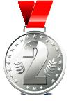 medaglie argento cnu 2018