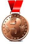 medaglie bronzo cnu 2018