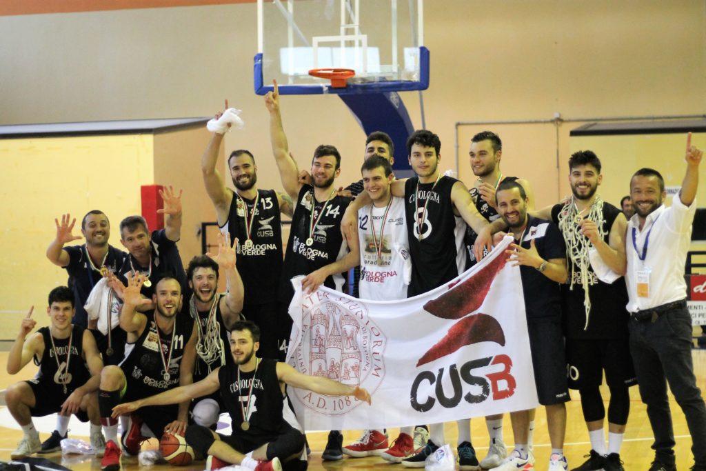 basket cus bologna cnu2018