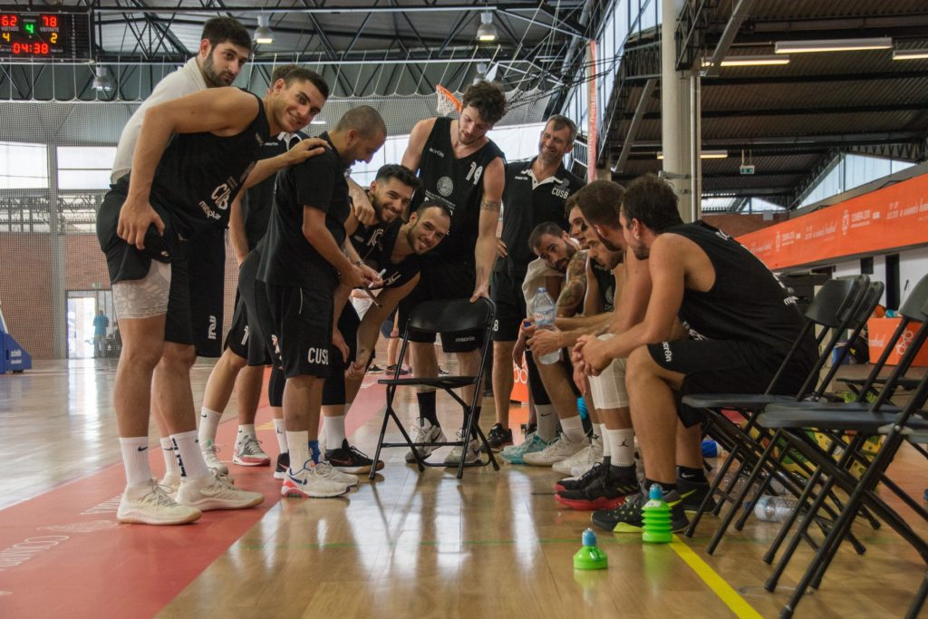 basket cus bologna eug2018