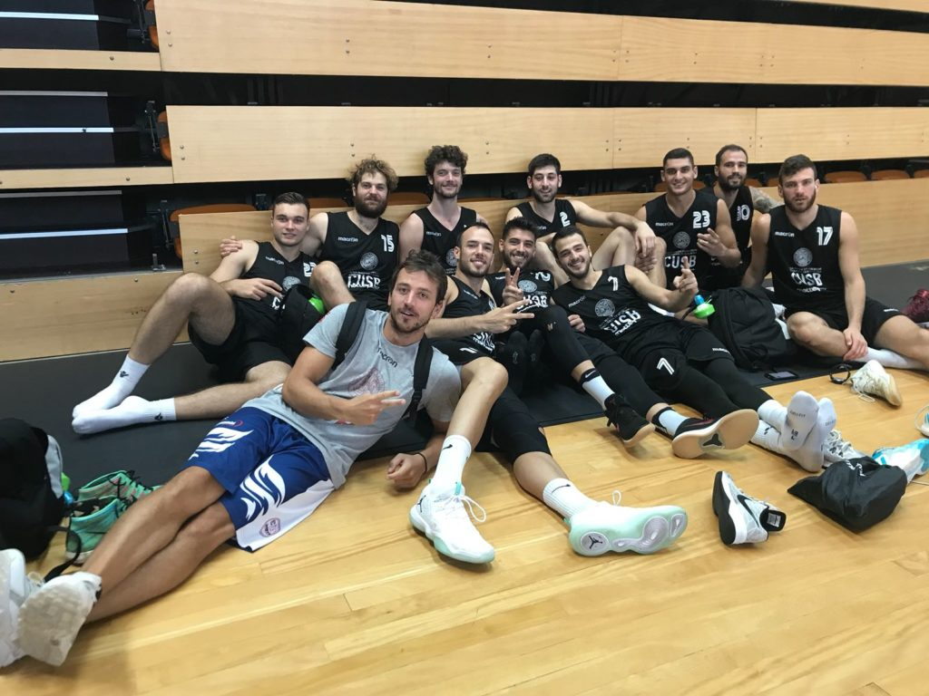 cus bologna basket eusa 2018