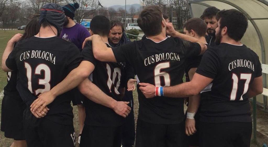 Cus Bologna, Cnu 2019, Rugby