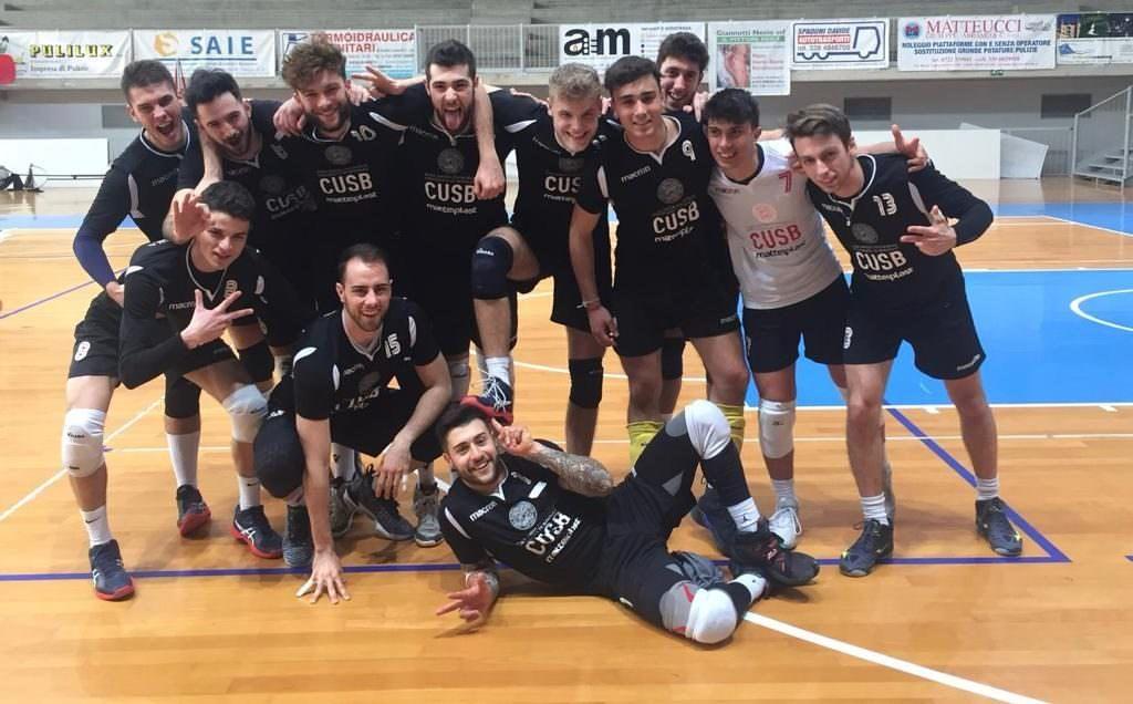 Cus Bologna, Cnu 2019, Qualificazioni 2019, Pallavolo Maschile