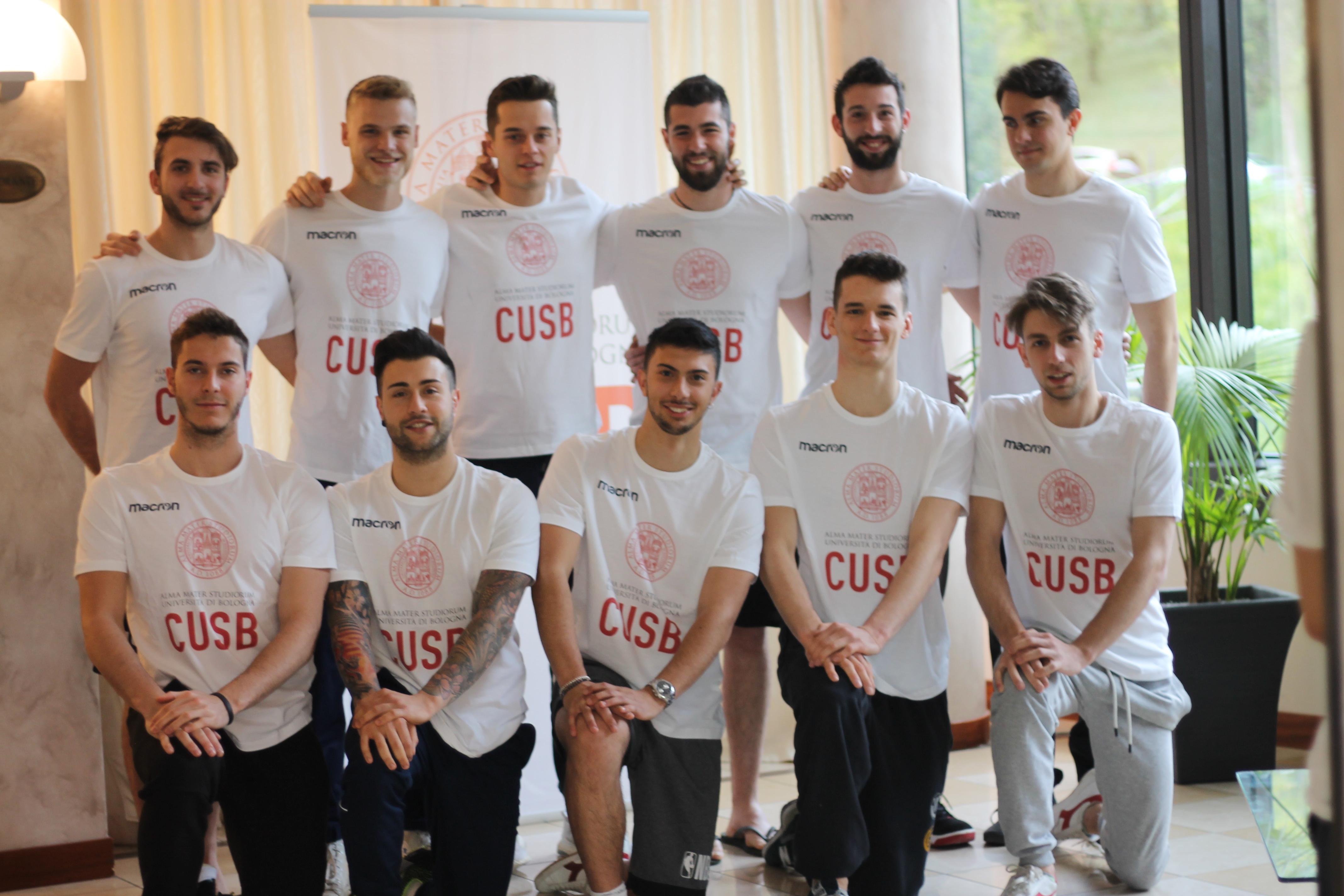 pallavolo team cnu 2019 cus Bologna