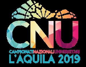 campionati-nazionali-universitari-laquila-2019-impianti-cus-laquila-programma-gare-partecipanti-logo